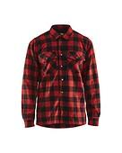 Blåkläder - Fodrad flanellskjorta