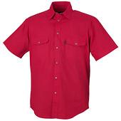 Blåkläder - Skjorta kort ärm