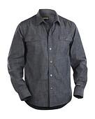 Blåkläder - Denim Shirt
