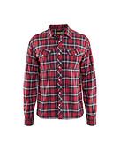Blåkläder - Rutig skjorta