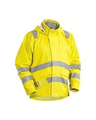 Blåkläder - Flamskyddad regnjacka